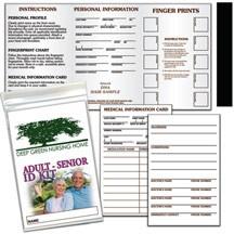 Adult-Senior Id Kit