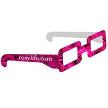 Square Glasses Full Color