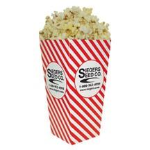 Straight Edge Popcorn Box