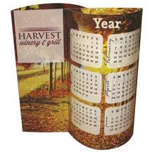 Calendar Table Tent