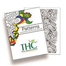 Coloring Book For Adults with Stock Designs