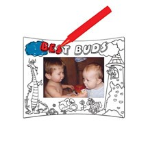 """2"""" X 3"""" Photo Frame With Easel Back"""